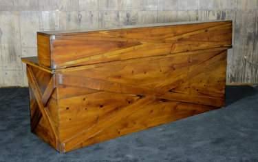 Fruitwood Vineyard Bar 8'