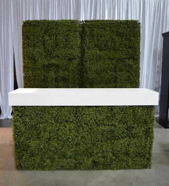 Boxwood Facade Bar 6'