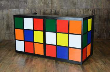 Rubix Bar 6'