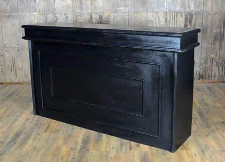 Black Facade Bar 6'