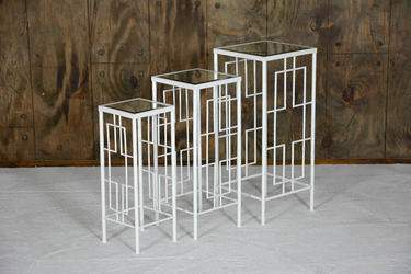 Arnaz Nesting Side Table Set