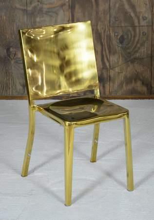 Bristol Gold Chair