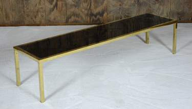 Bentley Gold Coffee Table