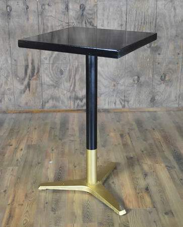 Uber Gold Cocktail Table