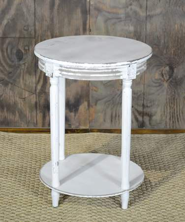 distressed white side table antique white distressed white side table rental furniture for events marquee