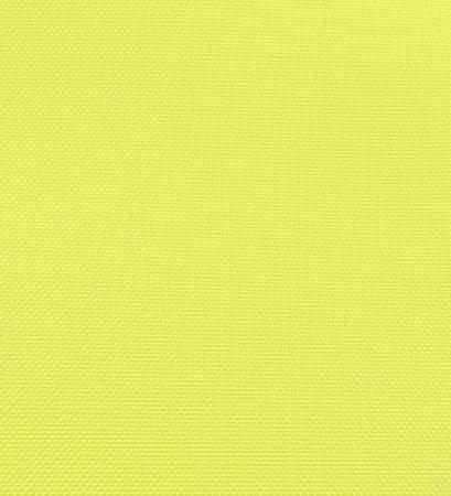 Lemon Yellow Polyester