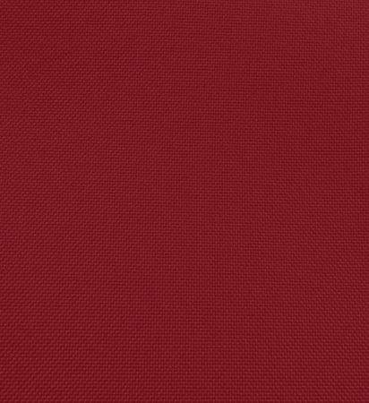 """Red Polyester - 90"""" Round"""