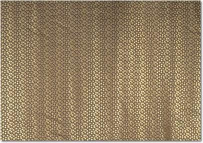 """Bronze Dots - 132"""" Round"""