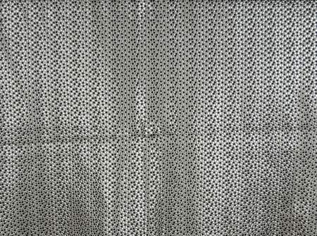 """Silver Dots - 90""""x156"""" Drape"""