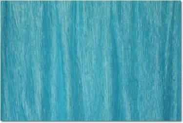 Tiffany Blue Waterfall