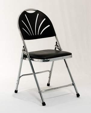 Black Comfort Chair