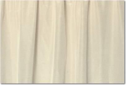 "Beige Bengaline - 90""x156"" drape"