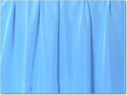 "Dutch Blue Bengaline - 85"" square"