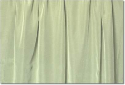"Leaf Bengaline - 90""x156"" drape"