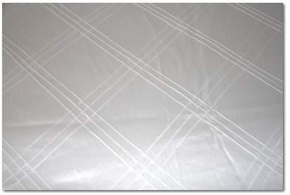 White Triple Pintuck