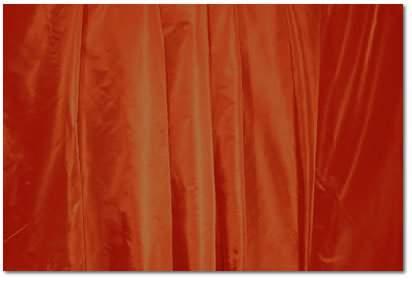 """Cinnamon Taffeta - 90""""x132"""" drape"""