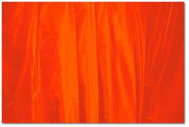 Saffron Taffeta - Sash