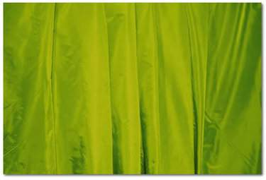 Lime Taffeta