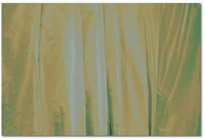 "Bronze Jade Taffeta - 126"" round"
