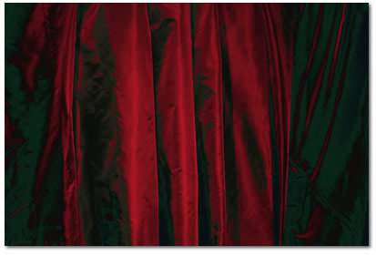 "Balsamic Taffeta - 90""x132"" drape"