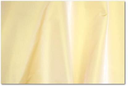 "Butter Taffeta - 90""x132"" drape"