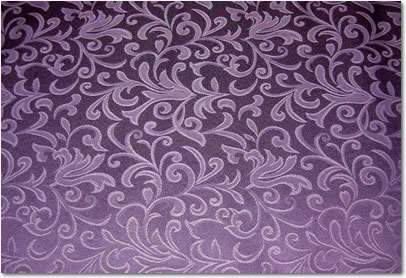 "Purple Somerset Damask - 126"" Round"