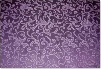 Purple Somerset Damask