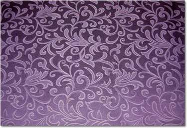 Purple Somerset Damask