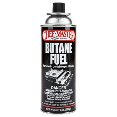 Butane Can (2-4 hr)