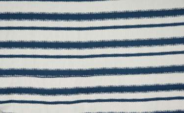 Boho Blue Stripe
