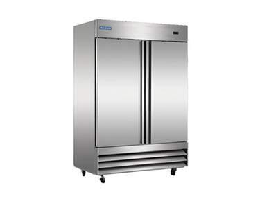 2 Door Refrigerator SS (46-cu-ft.)