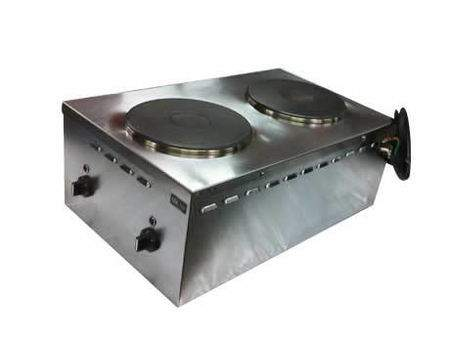 Electric Short Order Stove
