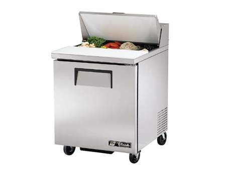 Small Sandwich Assembly Refrigerator