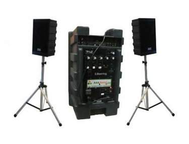 Liberty Deluxe Sound System