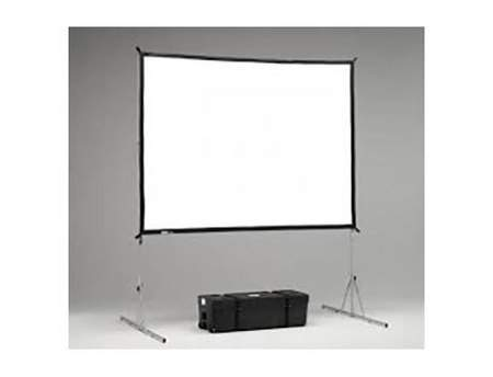 Fast-Fold Projection Screen (Front / Rear Projection)