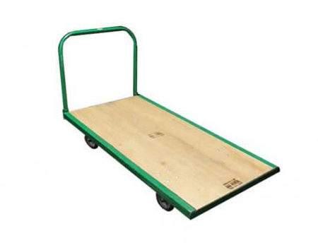 3' x 6' Flat Utility Cart