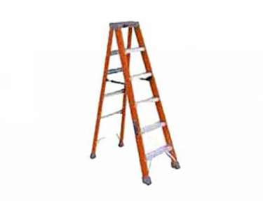 Fiberglass Step Ladder 10'