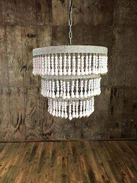 1 Light Bohemian Elegance Small
