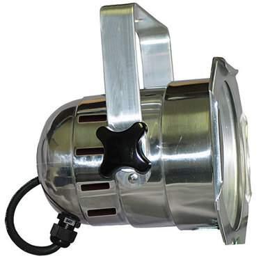 Par Can 38 Silver 150W