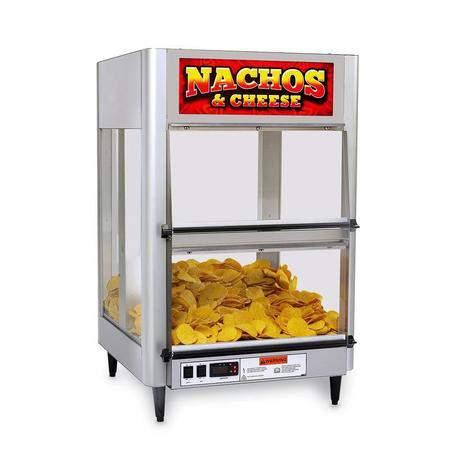 Nacho Chip Display Case