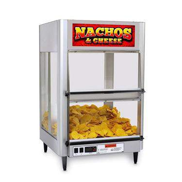 Nacho Chip Display Case