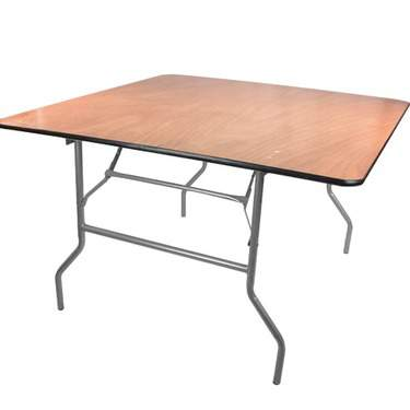 Table Square 36""
