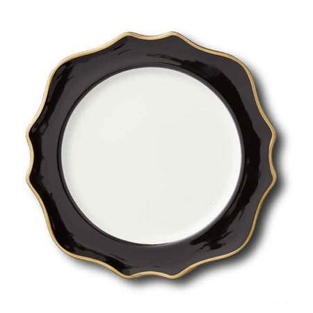 Trieste Black China Pattern