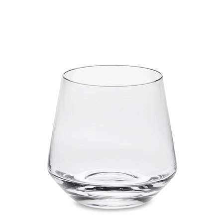 Pure Double Old Fashioned Glass 13oz