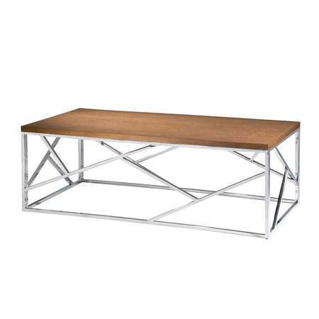 Wood Alondra Cocktail Table