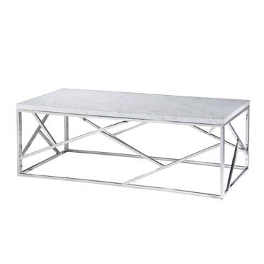 Marble Alondra Cocktail Table