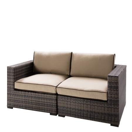 Tan Boca Loveseat