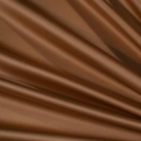 "Chestnut Satin - 90""x156"" Drape"