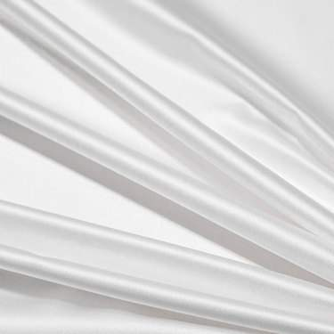 White Satin Napkin