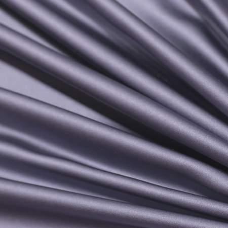 Dark Lavender Satin